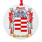 Baratta Round Ornament