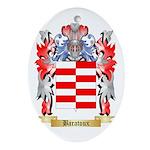 Baratoux Ornament (Oval)