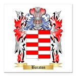 Baraton Square Car Magnet 3