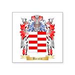 Baratin Square Sticker 3