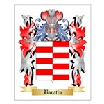 Baratin Small Poster