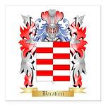 Baratieri Square Car Magnet 3