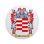 Baratieri Ornament (Round)