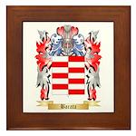 Barata Framed Tile