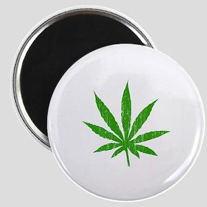 Marijuana Leaf Magnet