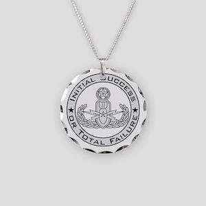 EOD Master ISoTF Necklace Circle Charm