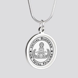 EOD Master ISoTF Silver Round Necklace