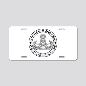 EOD Master ISoTF Aluminum License Plate