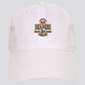 USN Seabees Est. 1942 Baseball Cap
