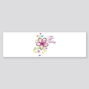For it is by Grace you have been Saved Sticker (Bu