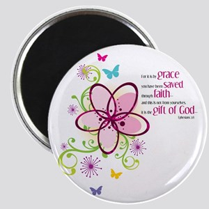For it is by Grace you have been Saved Magnet