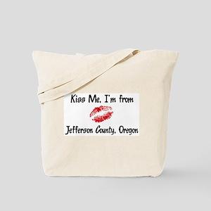 Jefferson County - Kiss Me Tote Bag