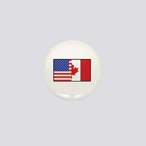 USA/Canada Mini Button