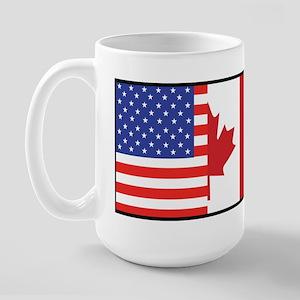 USA/Canada Large Mug