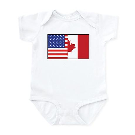 USA/Canada Infant Bodysuit