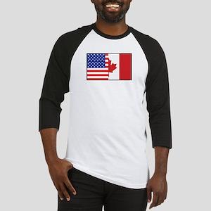 USA/Canada Baseball Jersey