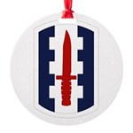 120th Infantry Ornament