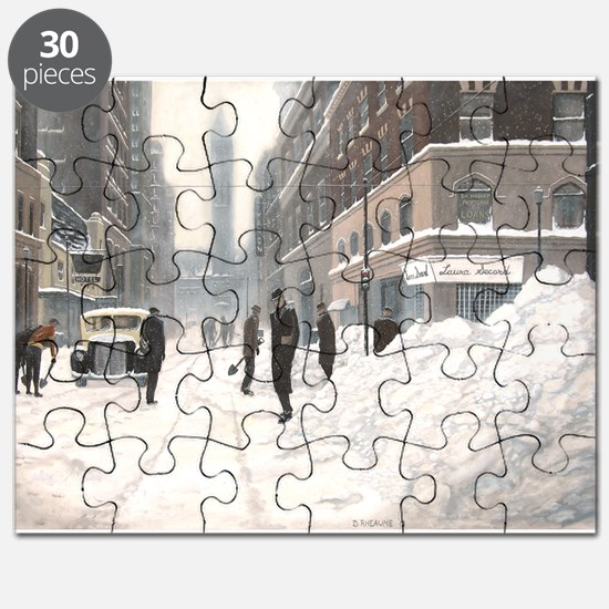 Blizzard on Bay Puzzle
