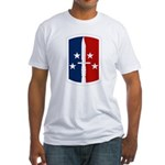 189th Infantry Bde Fitted T-Shirt