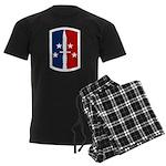 189th Infantry Bde Men's Dark Pajamas