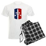 189th Infantry Bde Men's Light Pajamas