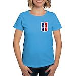 189th Infantry Bde Women's Dark T-Shirt
