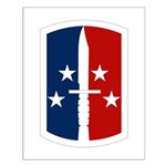 189th Infantry Bde Small Poster