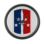189th Infantry Bde Large Wall Clock