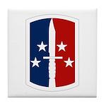 189th Infantry Bde Tile Coaster