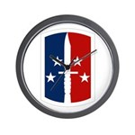 189th Infantry Bde Wall Clock