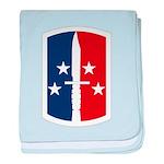 189th Infantry Bde baby blanket