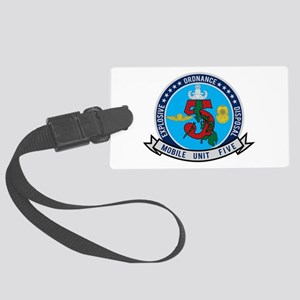 EOD Mobile Unit 5 Large Luggage Tag