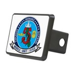 EOD Mobile Unit 5 Rectangular Hitch Cover