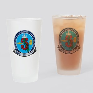 EOD Mobile Unit 5 Drinking Glass