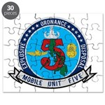 EOD Mobile Unit 5 Puzzle