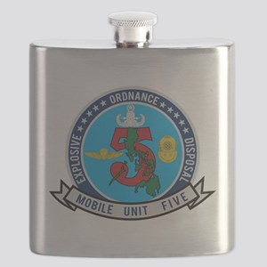 EOD Mobile Unit 5 Flask