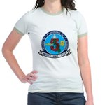 EOD Mobile Unit 5 Jr. Ringer T-Shirt