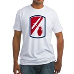 192nd Infantry Bde Fitted T-Shirt