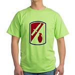 192nd Infantry Bde Green T-Shirt