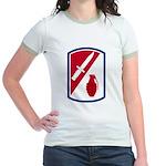 192nd Infantry Bde Jr. Ringer T-Shirt