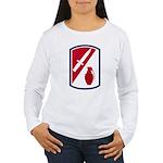 192nd Infantry Bde Women's Long Sleeve T-Shirt