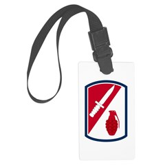 192nd Infantry Bde Luggage Tag