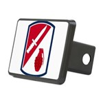192nd Infantry Bde Rectangular Hitch Cover