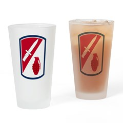 192nd Infantry Bde Drinking Glass