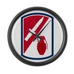 192nd Infantry Bde Large Wall Clock