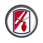 192nd Infantry Bde Wall Clock