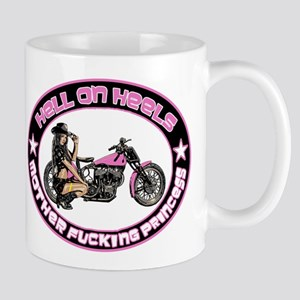 Hell on Heels Mug