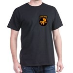 17th Airborne Dark T-Shirt
