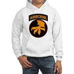17th Airborne Hooded Sweatshirt