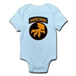 17th Airborne Infant Bodysuit